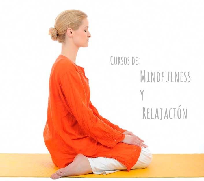 Cursos de relajación y Mindfulness
