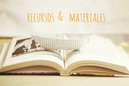 </p> <h2>Recursos y materiales</h2> <p>