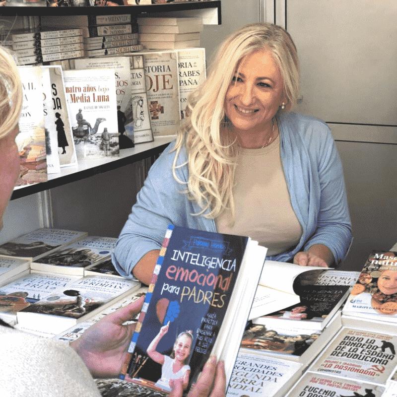 firma Feria del Libro