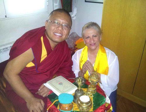 Entrevista al Venerable Lama Geshe Ahbay Tulku Rimpoché