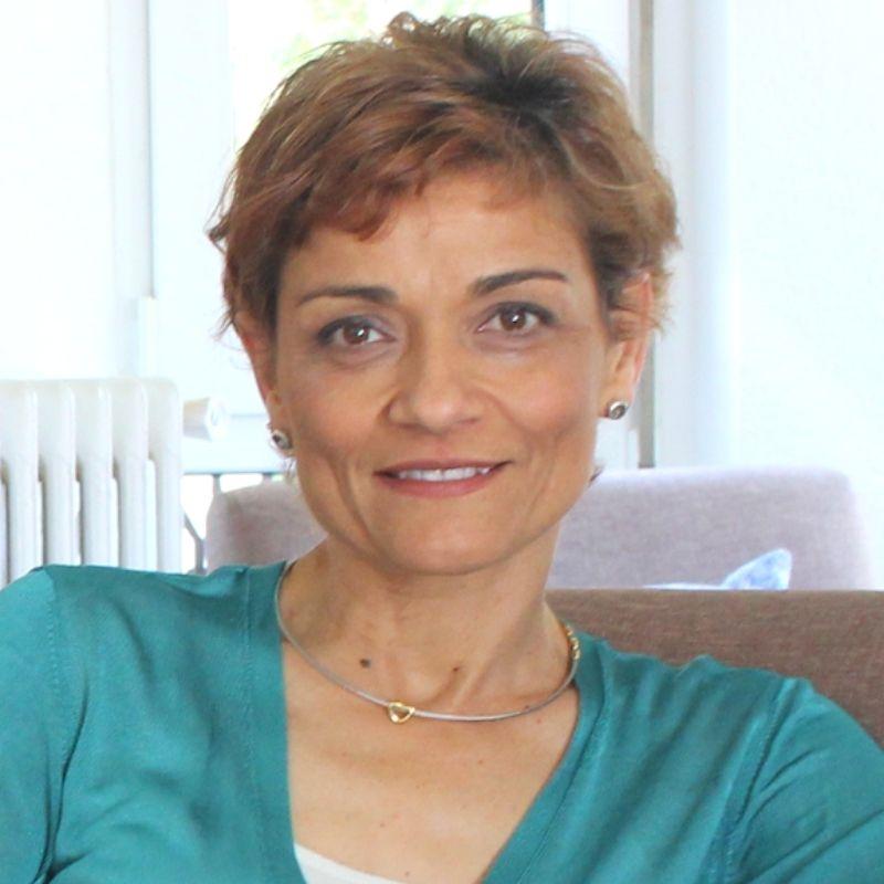 Carmen Casas maltrato infantil
